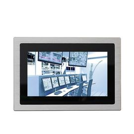 11.6 Inch 1080P Wide Screen Industrial Panel Mount Monitor 50000 Hours MTBF